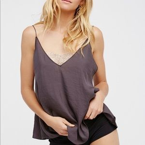 Free People Lace Camisole Small