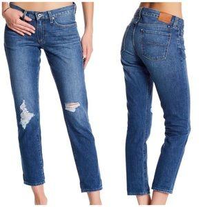 NWT Lucky Brand Distressed Boyfriend Jeans