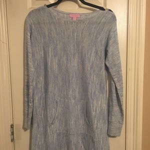 c214eb1ea2 Lilly Pulitzer Dresses - Lilly Pulitzer Jupiter Sweater Dress xs