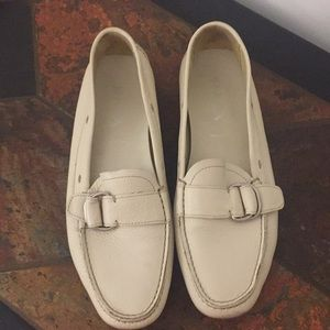 Prada driving loafers