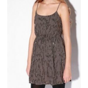 Urban Outfitters Staring at Stars Sequin Dress