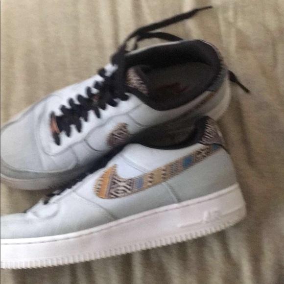 i'm selling custom nike air force ones