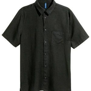 Men soft lyocell shirt medium.