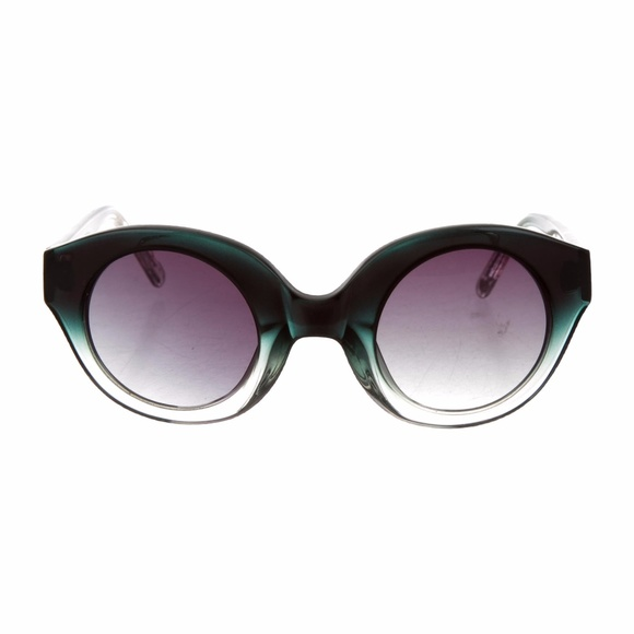 8098d5d1469b Alexandre Herchcovitch Accessories | Ombr Circular Sunglasses | Poshmark