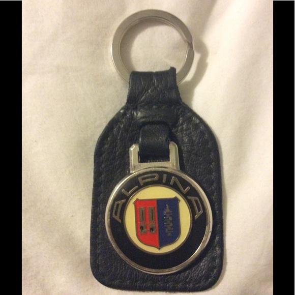 BMW ALPINA Accessories Alpina Key Ring Poshmark - Bmw alpina accessories