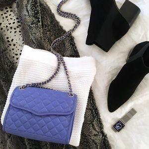 Periwinkle Blue Rebecca Minkoff Mini Affair Bag