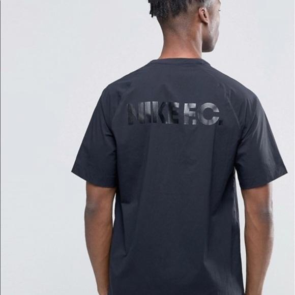 nike f.c t shirt