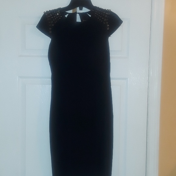 Spotlight By Warehouse Dresses Black Formal Dress Poshmark