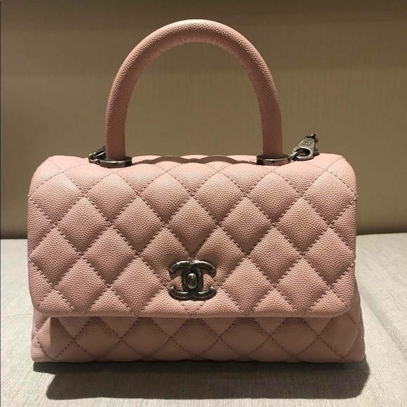 f56642df4666 CHANEL Handbags - Chanel coco 9.5 pink