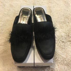 Dolce vita Maura Feather Mules