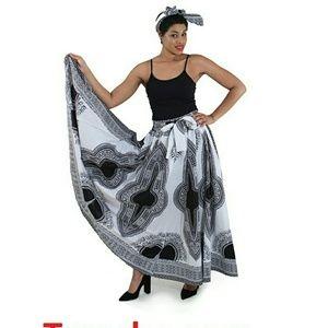 Dresses & Skirts - Dashiki african skirt
