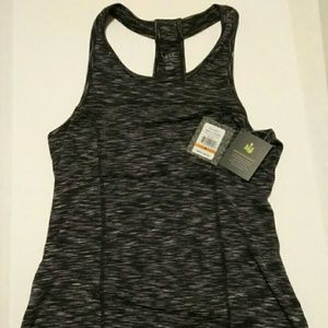 NWT Nicole Miller racer back workout tank.