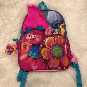 Other - Trolls backpack
