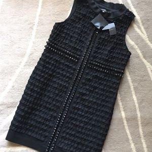 Robert Rodriguez gemstone sheath dress