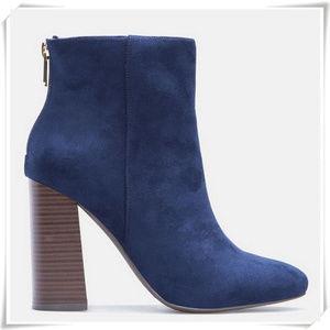 Elvia heeled booties