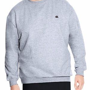 Champion Big & Tall Men's Fleece Sweatshirt