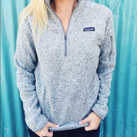Women s Patagonia Better Sweater Quarter Zip. M 5a0d58f22de512754e027fa5 4f935591de
