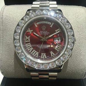 Diamond Rolex Day-Date