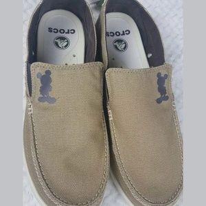 Crocs Disney Walu Mickey Mouse Slip-On Size 12