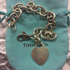 TIFFANY HEART TAG BRACELET-