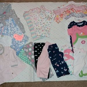 Other - Baby Girl Clothes lot