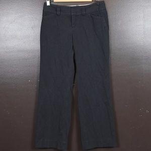 Women's GAP Curvy Ankle Pants, Size 4