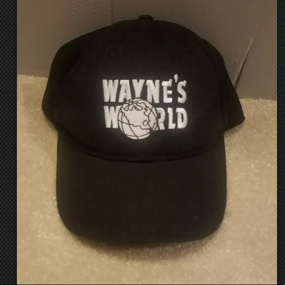 5800565f579 Wayne s World Hat Quaker City Caps Baseball Cap. M 5a0da559f0137d6bc403183a