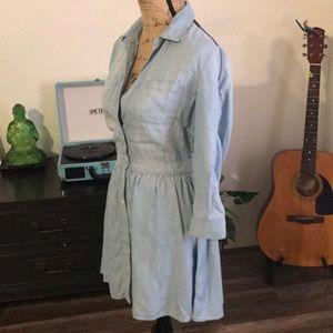 Sam Edelman denim dress