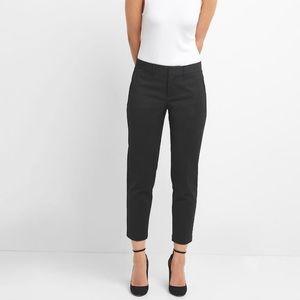 GAP slim crop pant. 5 pairs available!