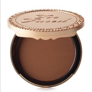 Too Faced Dark Chocolate Soleil Matte Bronzing