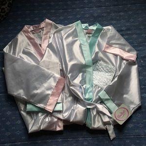 Vintage Reasa Martin Polyester Robes