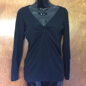Black Gap sweater, XS