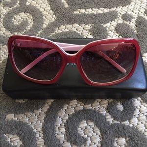 Authentic fendi sunglasses bundle strawberry pink