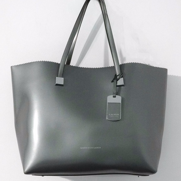 8afb00eb15a Ralph Lauren Bags   Nwt Fulham Leather Tote   Poshmark