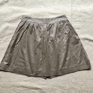 J Crew Soft Cotton Skirt
