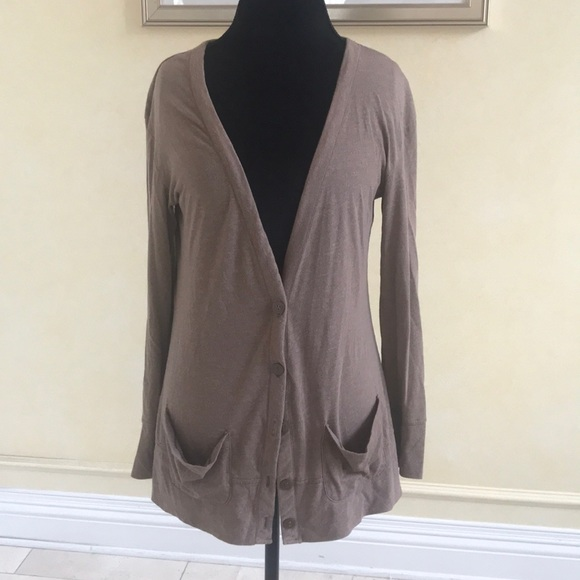 Old Navy - Old Navy Brown Button Up Cardigan 💜 Medium from ...