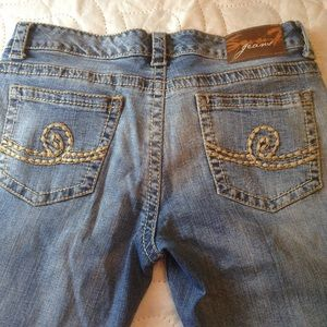 Seven7 Jeans Distressed Size 12