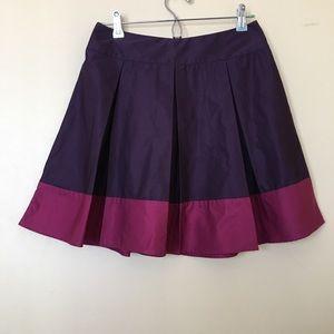 ee0eae92a0 H&M Skirts   Hm Color Block Skirt   Poshmark