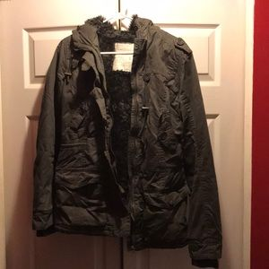 Aeropostale Military Winter Jacket