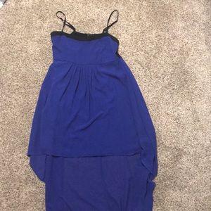 Hi-low dress