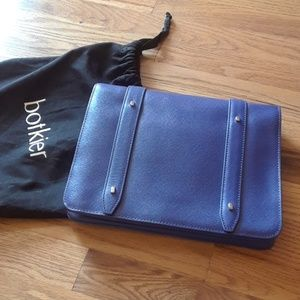 Offers!! NWT Botkier Large Clutch with Strap