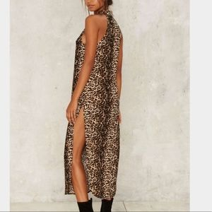 2fd61ffa84e38 Nasty Gal Dresses | Nightwalker Hemingway Breaking Point Maxi Dress ...