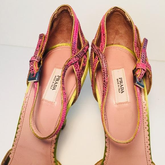 Prada Shoes - PRADA Brand New Pumps