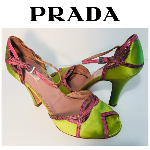 Prada Shoes - PRADA Brand New Pumps