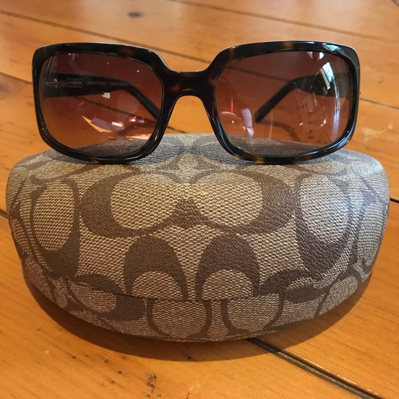 0b5003006dc9 Coach Accessories | Samantha Sunglasses | Poshmark