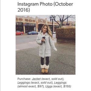 ISO!! Jessie James Decker Topshop Coat in size 4/6