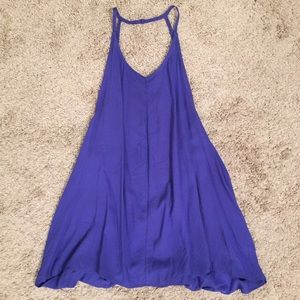 Urban Outfitters Purple Low-Back Top