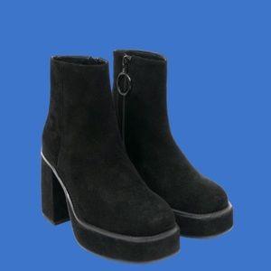 Unif Milla Boot size 6 worn twice