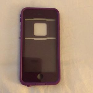 Lifeproof Fre for iPhone 6/6s in purple