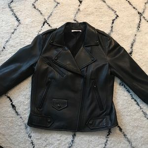 Rebecca Minkoff Sz Small Authentic Leather Jacket